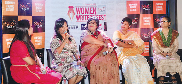 Celebrating women and writing