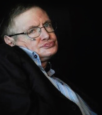 Stephen Hawking, you are a star