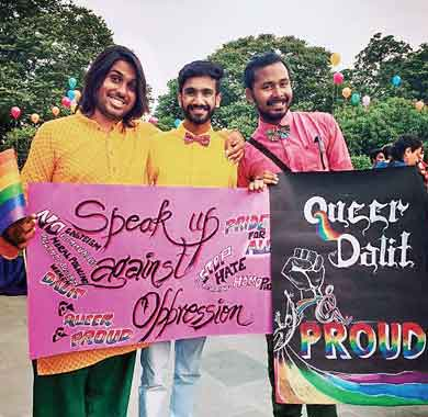 Gautam Bhan's essay on LGBT rights featured in Left, Right and Centre
