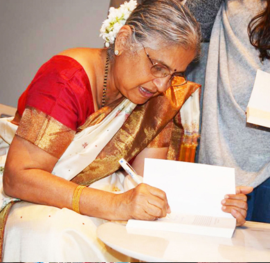 We should know our rights and get equally paid: Sudha Murthy